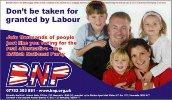 BNP advert