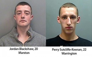 Jordan Blackshaw Perry Sutcliffe Keenan Facebook jail