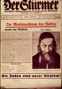 Die Juden sind unser Unglück!