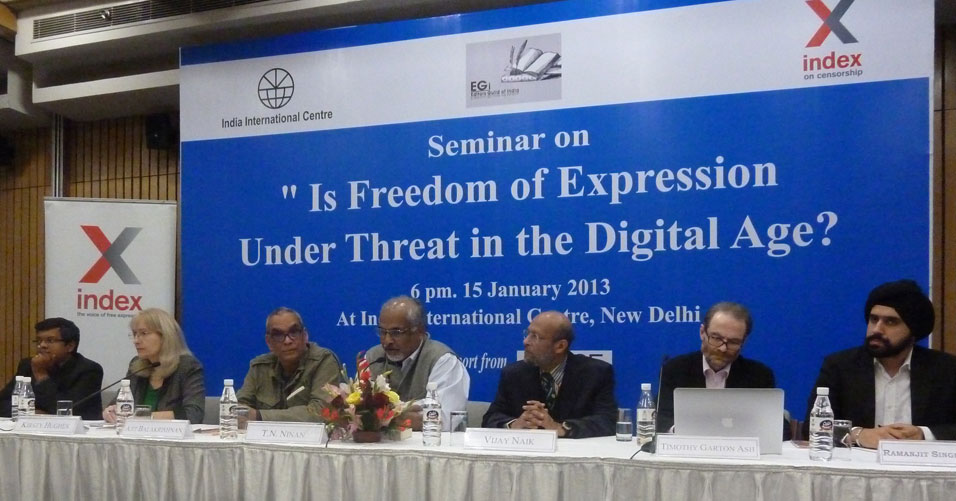 Is freedom of expression under threat in the digital age ...
