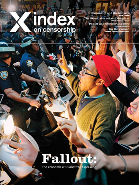 Spring 2013: Fallout: The economic crisis and free expression