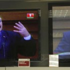 Lukashenko on television