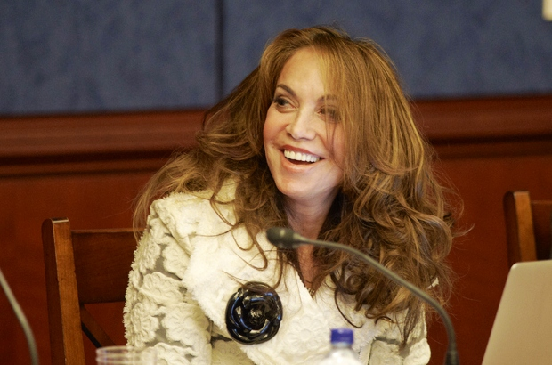 Pamela Geller (Pic Mark Tenally/Demotix)