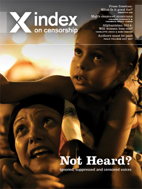 Not Heard? Ignored, suppressed and censored voices