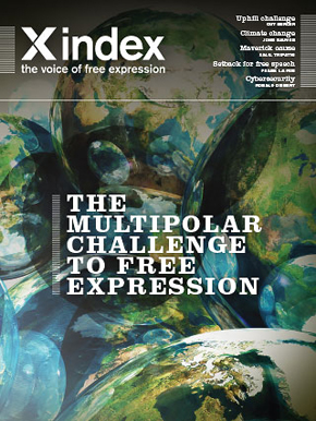 Summer 2013: The multipolar challenge to free expression