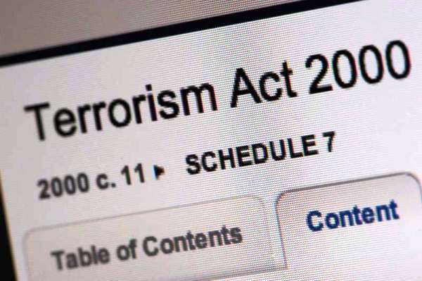 Schedule 7 of the Terrorism Act 2000 and the threat to journalists