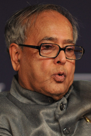 India's President Pranab Mukherjee (Photo: Wikipedia)