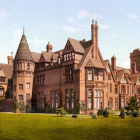 Girton College in the 1890s, England's first residential college for women. (Photo: Wikipedia)