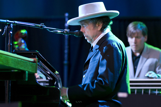 Bob Dylan has been accused of hate speech