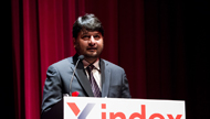 Advocacy nominee Shahzad Ahmad