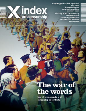 Next Issue: The war of the words, the use of propaganda and censorshop during conflict