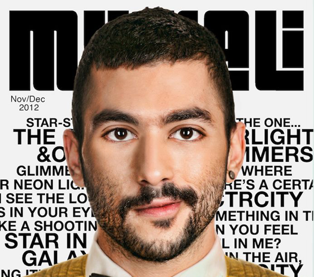 Hamed Sinno, who is openly gay, is the lead singer of Mashrou' Leila