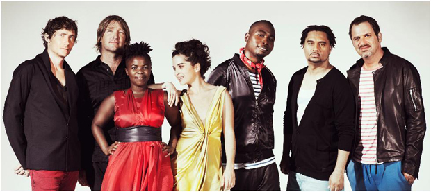 Zimbabwe barred the South Africa band Freshlyground from entering the country.