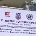 Last year's IGF took place in Bali. This time Istanbul plays host.