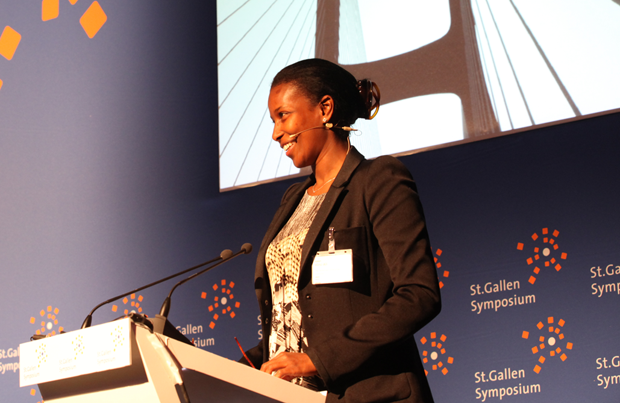 Ayaan Hirsi Ali at the University of St. Gallen in 2011 (Photo: International Students' Committee/Wikimedia Commons)