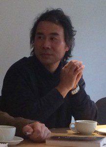 Chen Xiwo (Pic: Aimée Hamilton)