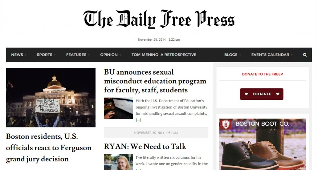 student press censorship The student press law center, based in washington, dc, helps high school and college journalists fight back against censorship and denial of access to public information.
