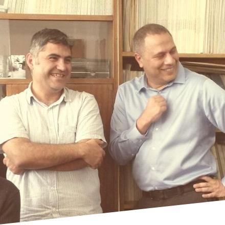 Yaman Akdeniz and Kerem Altiparmak