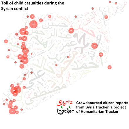 Syria Tracker