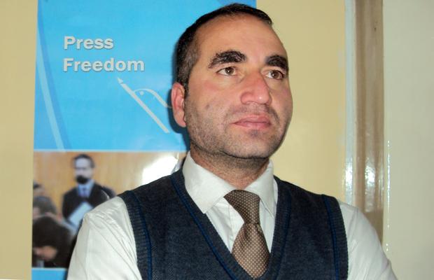 Campaigning nominee Abdul Mujeeb Khalvatgar