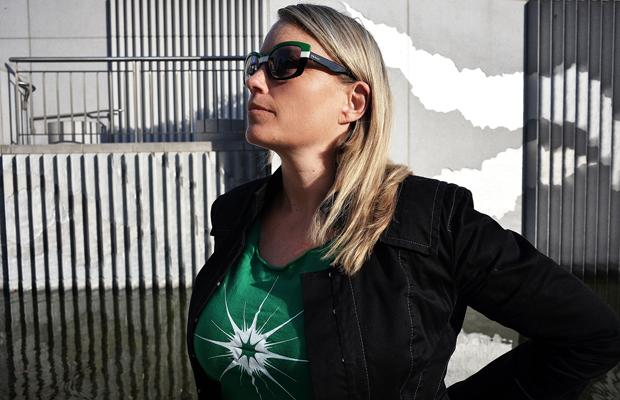 Digital activism nominee Nico Sell