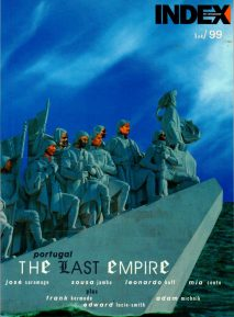 Portugal: The last empire, the January 1999 edition of Index on Censorship magazine.