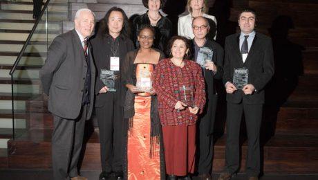 index on censorship awards 2006, bloomnerg building london, uk