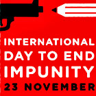 day to end impunity