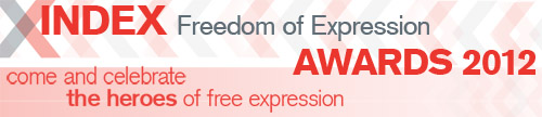 Freedom of Expression Awards 2012
