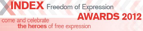 Freedom of Expression Awards 2012
