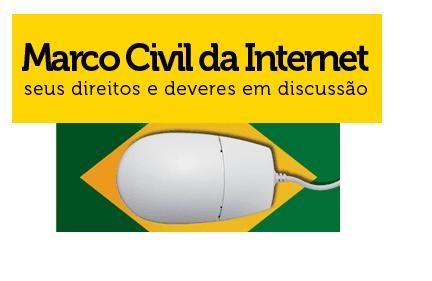 Marco Civil da Internet | Cultura Digital | CC: BY-NC-SA