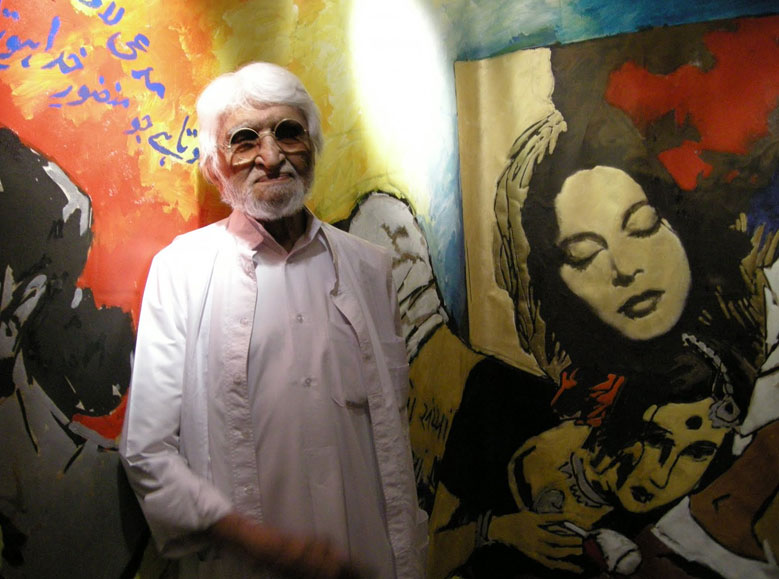 Indian artist and Index award winner was forced to leave his native India in the 1990s after being threatened for his work