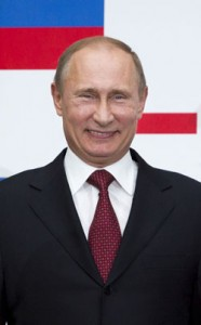 Russian President Vladimir Putin visited the Netherlands in April 2013. (Photo: Pierre Crom / Demotix)