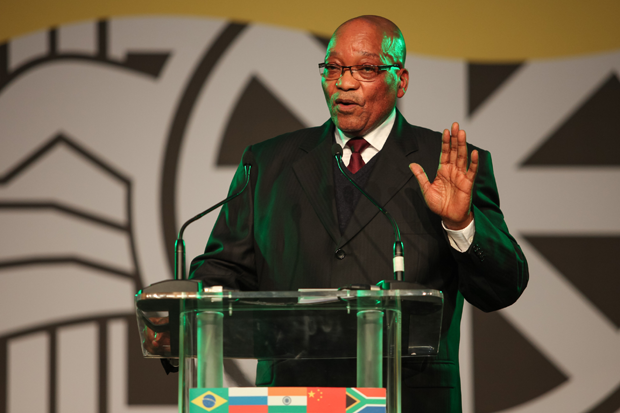 Jacob Zuma (Photo: Jordi Matas / Demotix)