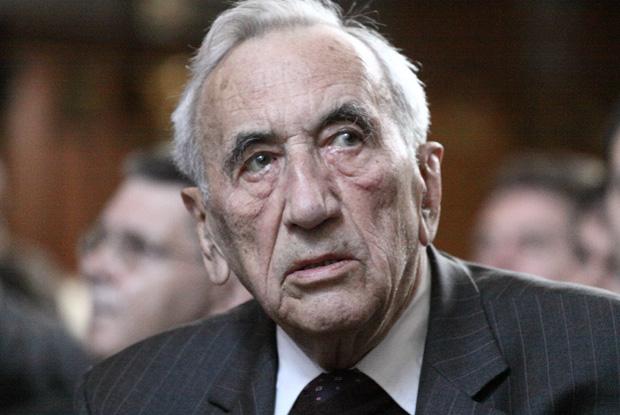 Tadeusz Mazowiecki dies aged 86