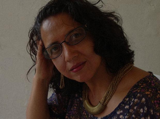 Journalism nominee Dina Meza