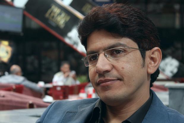 Journalism nominee Abdulelah Haider Shaye