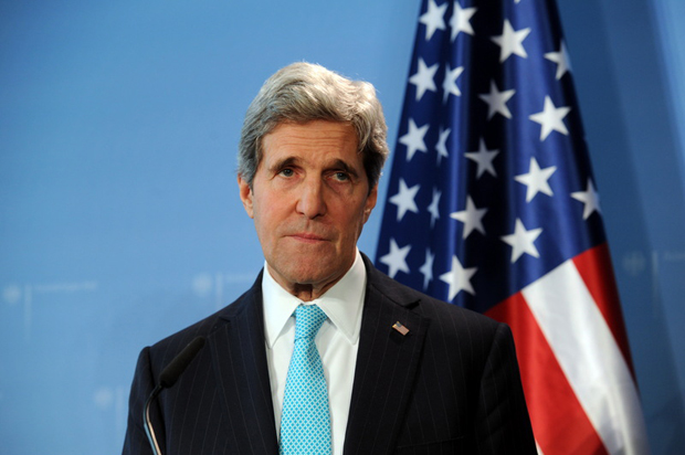 US Secretary of State John Kerry (Photo: AAP Images via Demotix)