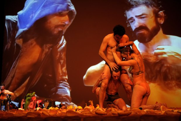 Golgota Picnic was pulled from a summer theatre festival in Poland after religious groups leveled threats.