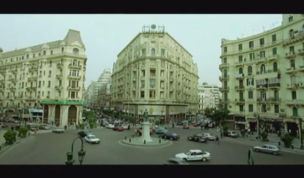 A scene from Yacoubian Building (Image: Strand Releasing/YouTube)