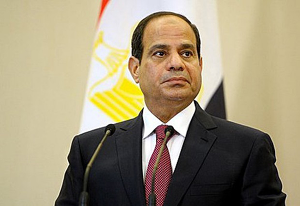 Egyptian President Abdel Fattah El-Sisi has tightened the screws of the country's journalists. (Photo: Wikipedia)