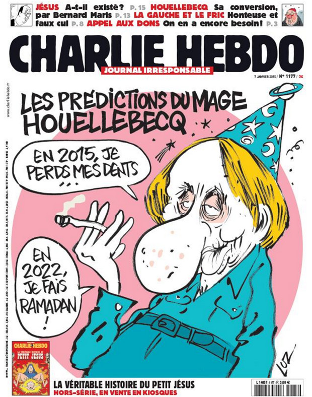 Charlie Hebdo: Why are people afraid of satire?