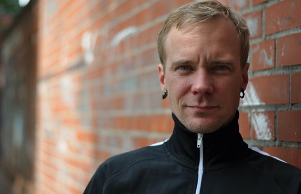 Fabian Wichmann from campaigning nominee 'Rechts gegen Rechts' and ZDK