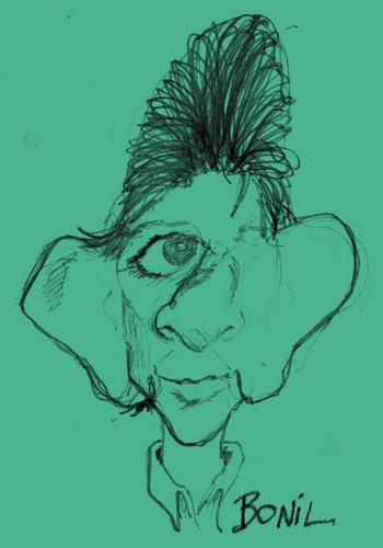 bonil self portrait