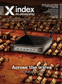 This article is part of the spring 2015 issue of Index on Censorship magazine. Click here to subscribe to the magazine.