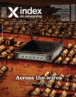 This article is part of the spring 2014 issue of Index on Censorship magazine. Click here to subscribe to the magazine.
