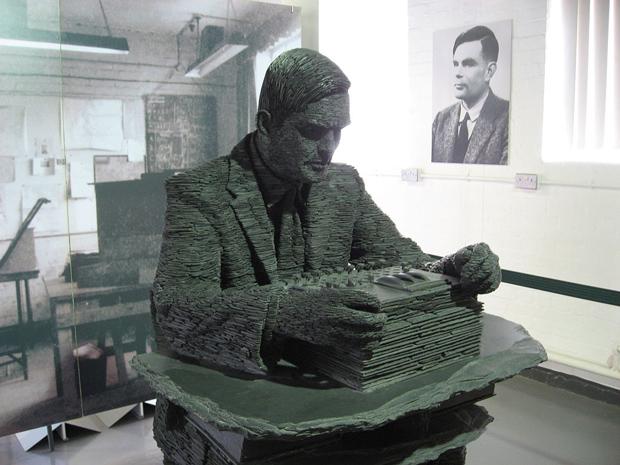 Alan Turin (Photo: Joe Callas/Wikimedia Commons/Creative Commons)