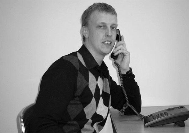 Journalist Lukasz Masiak, founder of news site NaszaMlawa.pl, was murdered on 14 June 2015. (Photo: NaszaMlawa.pl)
