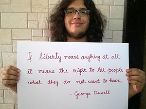 Harsh Ghildiyal is a member of the Index youth advisory board. Learn  more