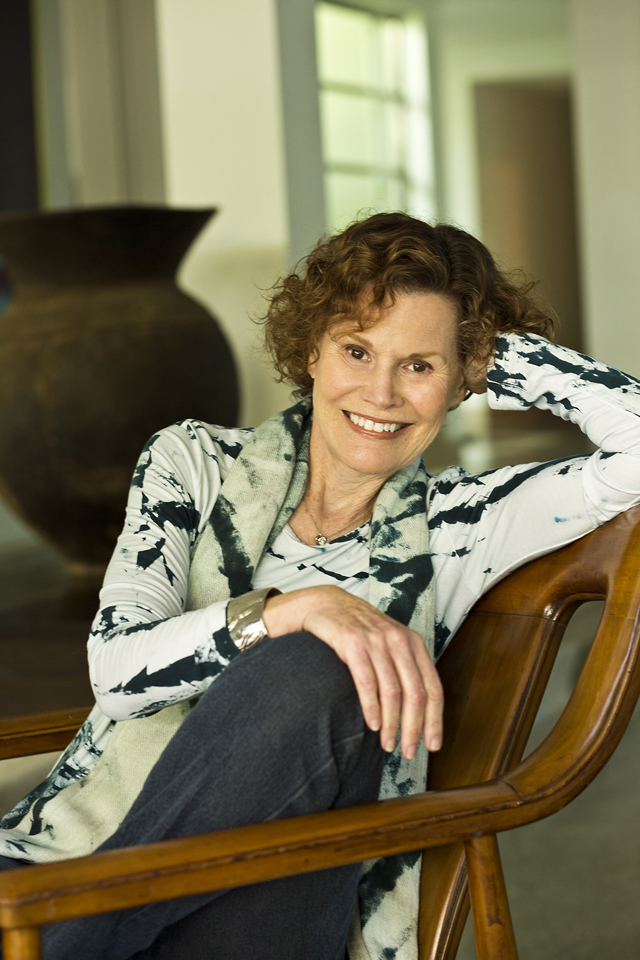 Judy Blume (Photo: Elena Seibert)